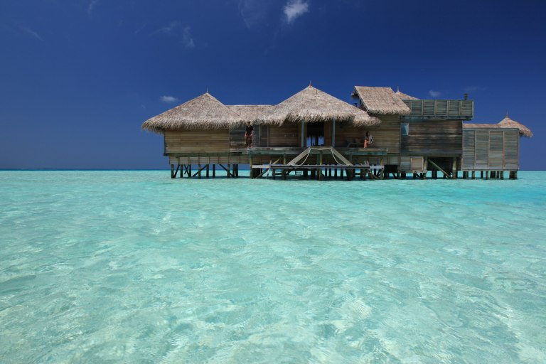 Crusoe-Residence maldivas