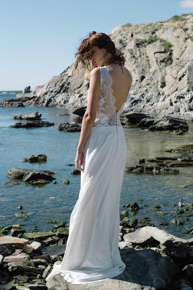 Vestidos de novia yedra bilbao